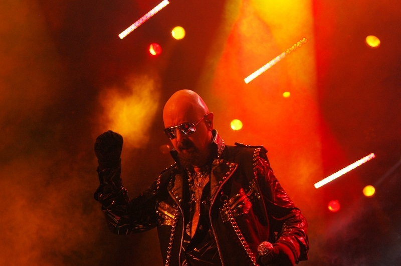 Judas Priest at the Maverick Center